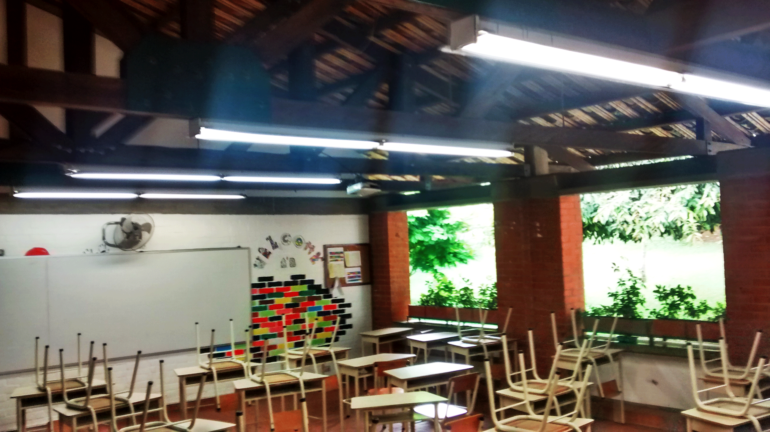 Ecolite: Luces LED para Colegios en Colombia