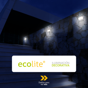 Ecolite: Iluminación LED decorativa